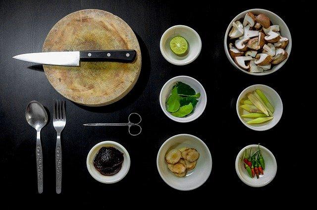 příprava na vaření