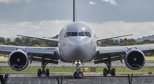 letadlo na dovolenou