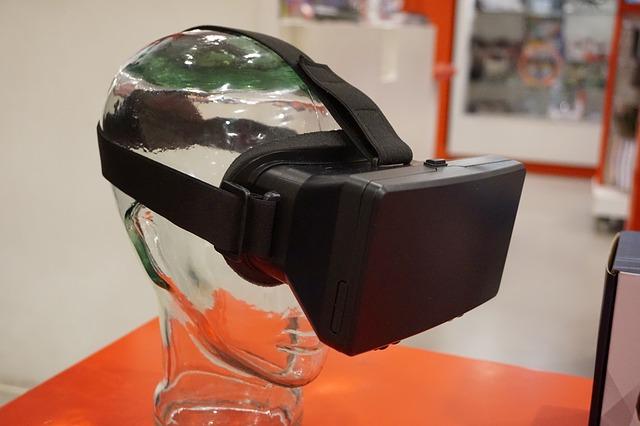 zařízení pro virtuální realitu