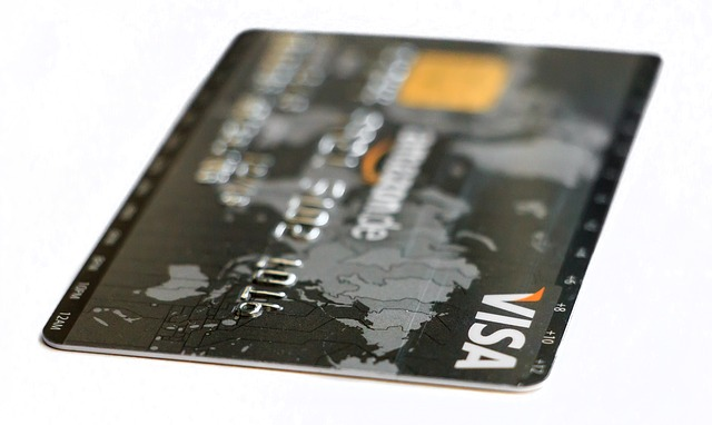 platební karta Visa