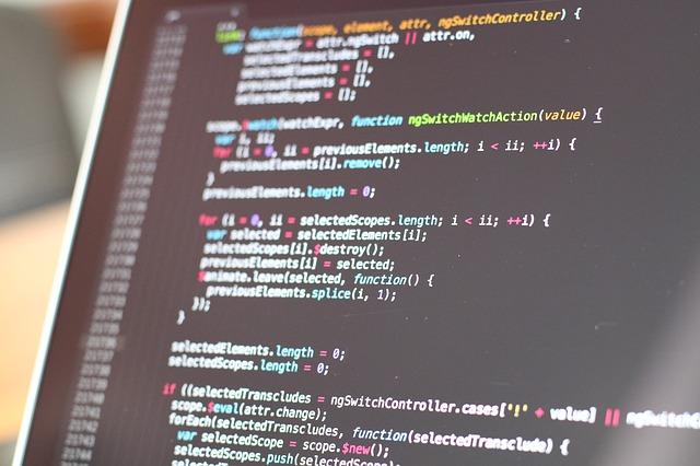 programování
