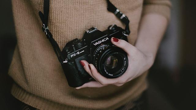yashica fotoaparát