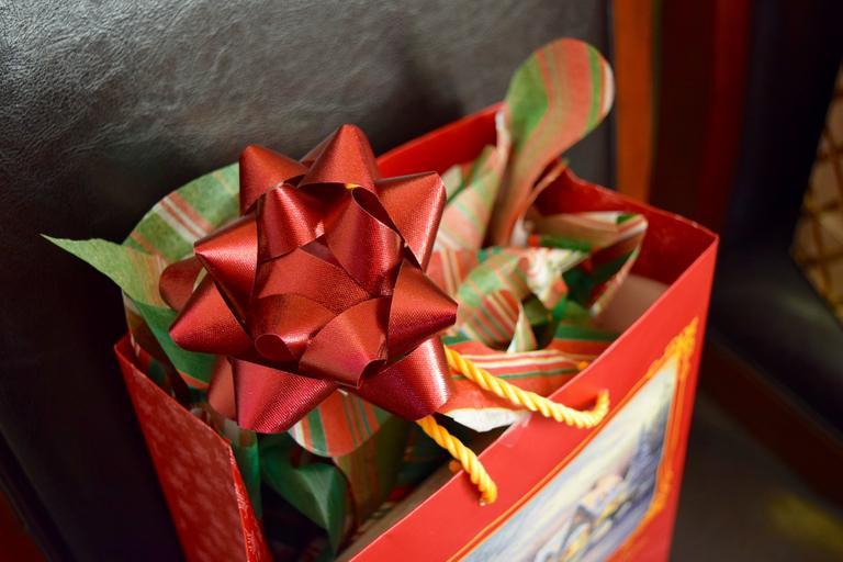 dárek k Vánocům