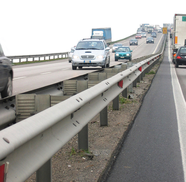 kamiony na silnici